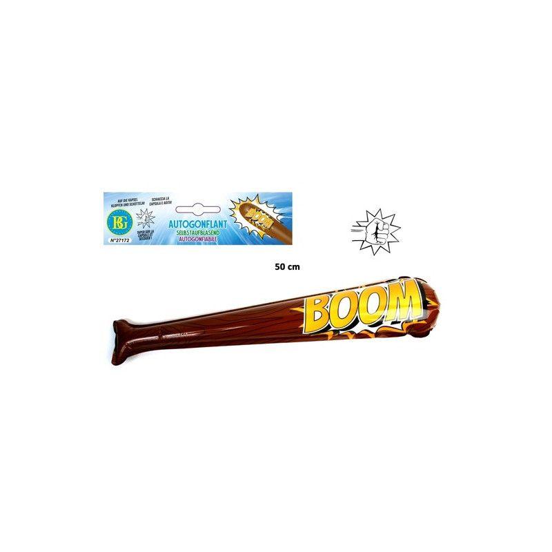 Jouets et kermesse, Gourdin auto gonflant 50 cm vendu par 24, 27172-LOT, 0,36€