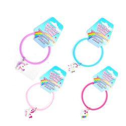 Bijou bracelet licorne 9 cm vendu par 48 Jouets et kermesse 32367-LOT