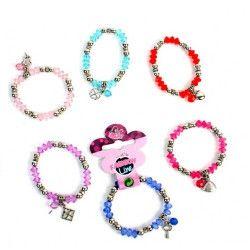 Bijou bracelet charme vendu par 36 Jouets et articles kermesse 32541-LOT