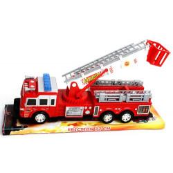 Jouets et kermesse, Camion de pompier friction 32 cm, 47132, 5,70€
