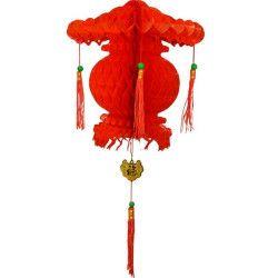 Suspension Chinoise intérieur/extérieur 30 cm Déco festive GU48394
