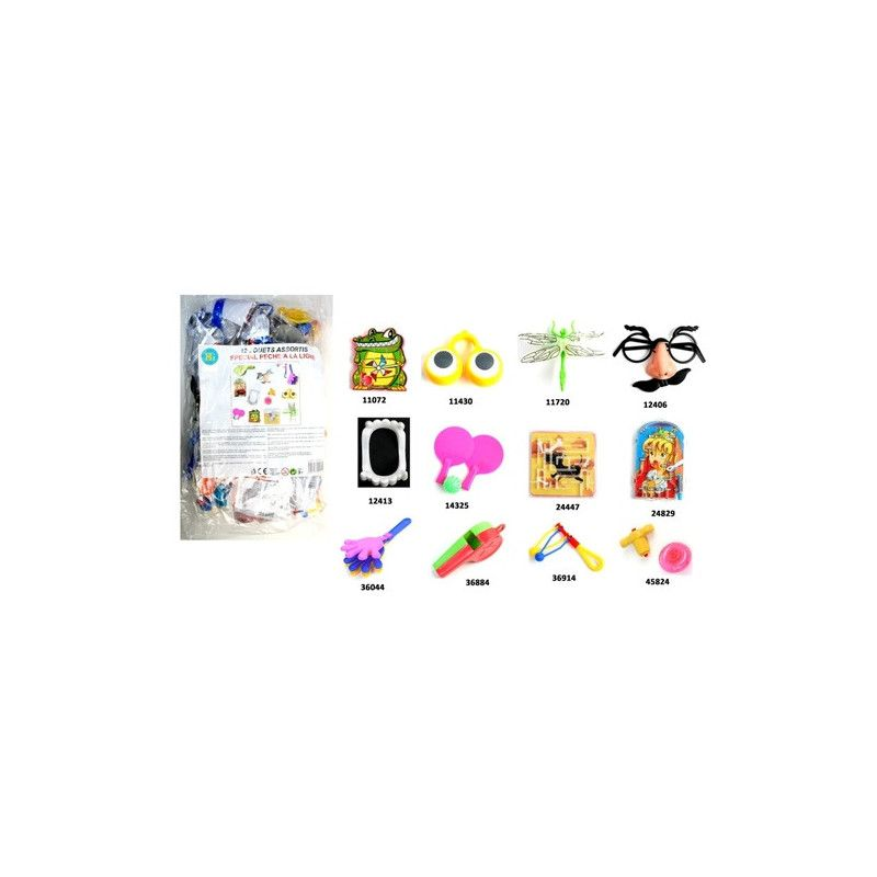 Lot de 72 jouets kermesse mixte Jouets et kermesse 50996-LOT