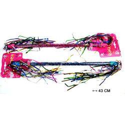 Jouets et kermesse, Bâton de majorette 43 cm, 33128, 0,80€