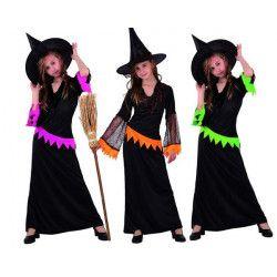 Déguisement sorcière fille 7-9 ans Déguisements 5446