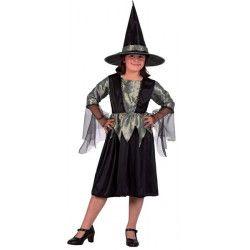 Déguisement petite sorcière fille 4-6 ans Déguisements 5455ATOSA