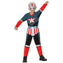 Déguisement super héro garçon 7-9 ans Déguisements 16456