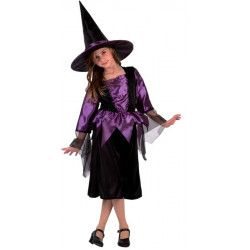 Déguisement sorcière fille 7-9 ans Déguisements 5456