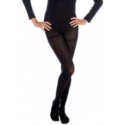 Collants opaque noir adulte taille L- XL Accessoires de fête 842507311