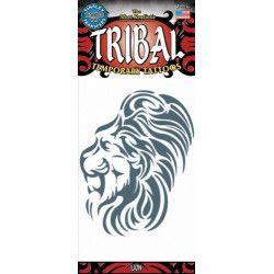 Tatouage tribal lion temporaire Accessoires de fête TL-616