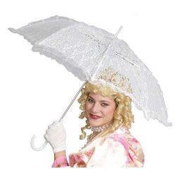 Accessoires de fête, Ombrelle blanche dentelle, 16499, 15,90€