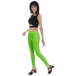 Accessoires de fête, Legging fluo adulte taille L/XL, C44, 19,90€