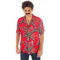 Déguisement chemise magnum rouge adulte Déguisements C4397-