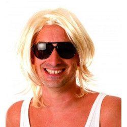 Perruque blonde de surfeur Accessoires de fête 873645