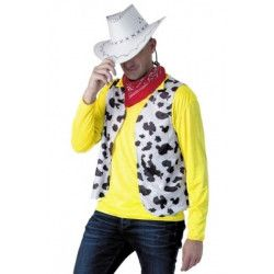 Kit déguisement cow boy lucky adulte Déguisements 865119