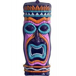 Déco festive, Décoration Totem Tiki PVC 3D, GU48043, 2,90€
