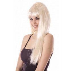 Perruque Lola blonde Accessoires de fête 86280