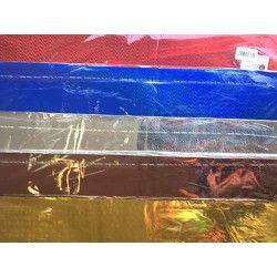 Déco festive, Feuilles papier cadeau laser 50 x 70 cm x 100 feuilles, 826757, 8,50€