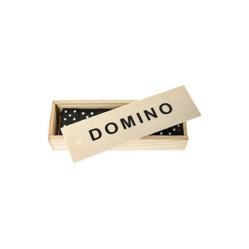 Jeu de dominos en bois Jouets et kermesse 8803