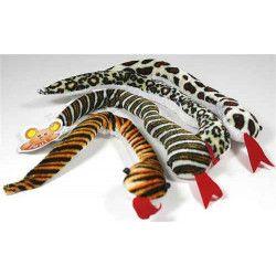 Peluche serpent 25 cm Jouets et kermesse 4708