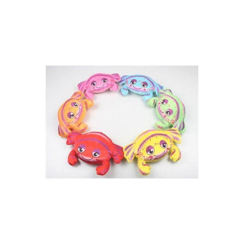 Peluche crabe clown 24 x 12 cm Jouets et articles kermesse 5805