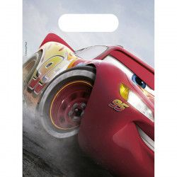 Déco festive, Sacs cadeaux Cars The Legend™ x 6, LCAR89470, 1,25€
