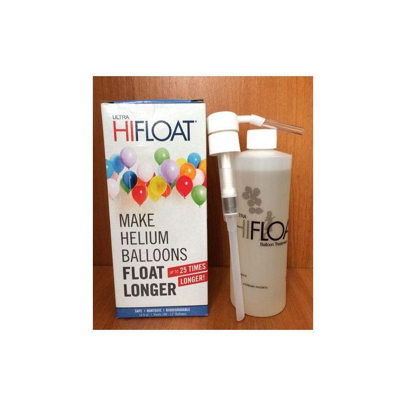 Solution Hi Float pour ballon hélium avec pompe Déco festive 36264COT