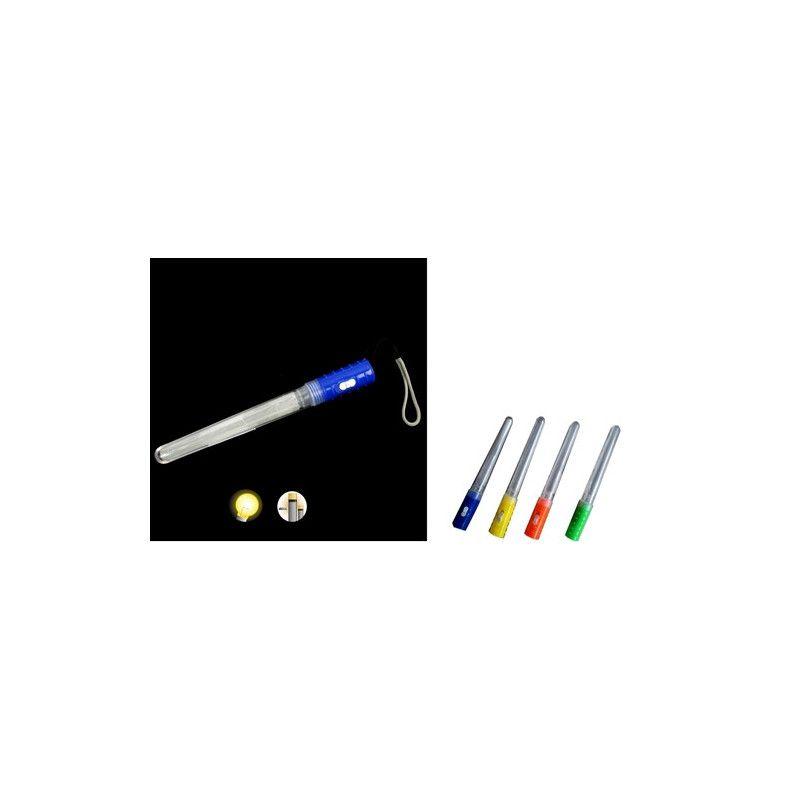 Bâton clignotant lumineux 18 cm vendu par 24 Jouets et kermesse 14998-LOT