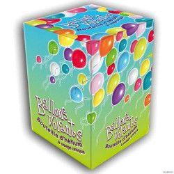 Déco festive, Bouteille hélium grand modèle 0.42 m3 50 ballons, 245466, 38,95€