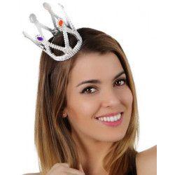 Mini couronne de princesse Accessoires de fête 16624