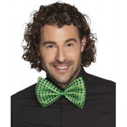 Noeud papillon vert St Patrick's Day Accessoires de fête 44917