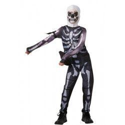 Déguisement Skull Trooper Fortnite™ enfant - Déguisements I-300194-
