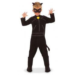 Déguisements, Déguisement chat noir Miraculous™ garçon -, I-640904, 24,90€