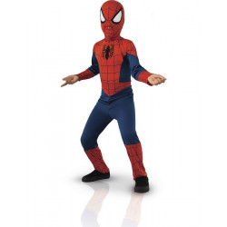 Déguisements, Déguisement classique Spiderman classique garçon 5-6 ans, I-880539, 29,90€