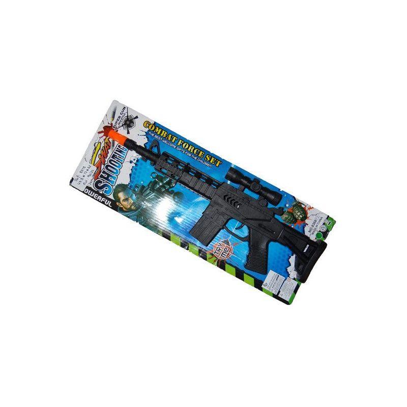 Mitraillette bruiteur jouet kermesse Panoplie pistolets 8511