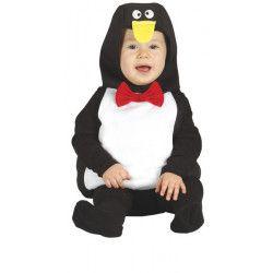 Déguisements, Déguisement pingouin bébé, 8555-, 15,90€