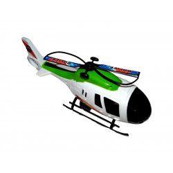 Hélicoptère à tirette 24 cm. Jouets et kermesse 7774
