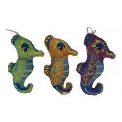 Peluche hippocampe 14 cm vendue par 24 Jouets et articles kermesse 3882