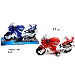 Moto friction 17 cm kermesse Jouets et kermesse 43257