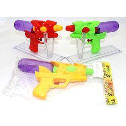 Pistolet à eau transparent 21 cm Jouets et articles kermesse 534