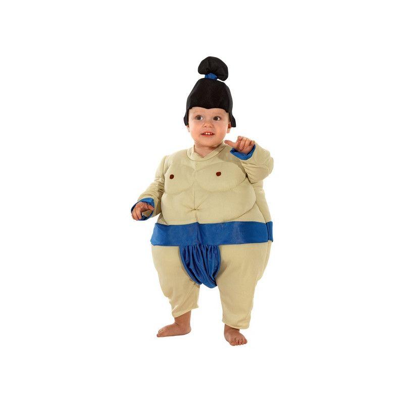 Déguisement sumo rembourré bébé garçon Déguisements 910-