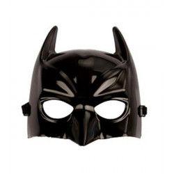 Accessoires de fête, Masque plastique chauve-souris, 72305, 1,80€
