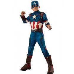 Déguisements, Déguisement Captain américain enfant, 750-, 24,90€