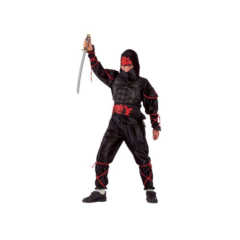 Déguisement ninja musclé garçon Déguisements 529-