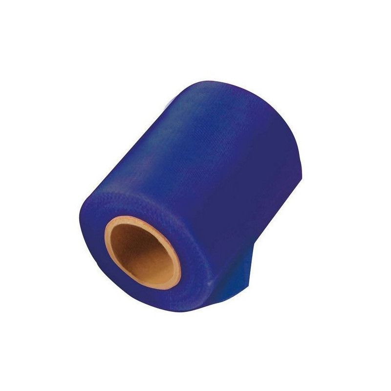 Rouleau de tulle bleu royal 20 m Déco festive 1700025-BLEU
