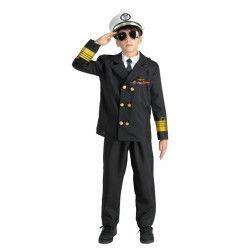 Déguisements, Déguisement officier marine enfant, 877-, 29,90€