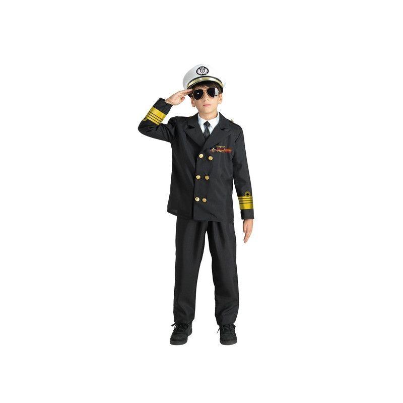Déguisement officier marine garçon Déguisements 877-