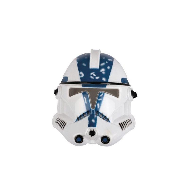 Masque guerrier de l'espace taille unique Accessoires de fête 72298