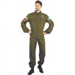 Déguisement pilote Shot Gun adulte taille M-L Déguisements Homme 872222