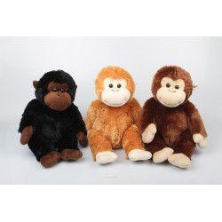 Peluche singe très doux 40 cm Jouets et kermesse 5405