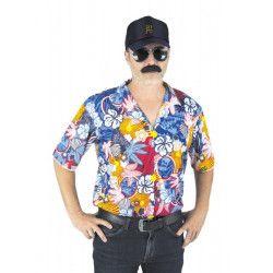 Déguisement chemise hawai adulte taille M-L Déguisements Homme 872916